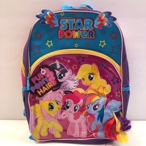 My Little Pony backpack new